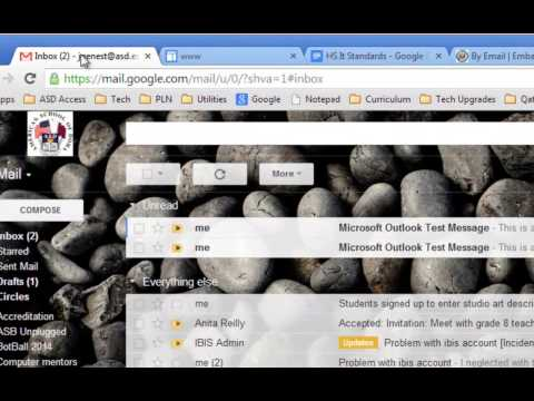 Setting Gmail as your default email in Chrome