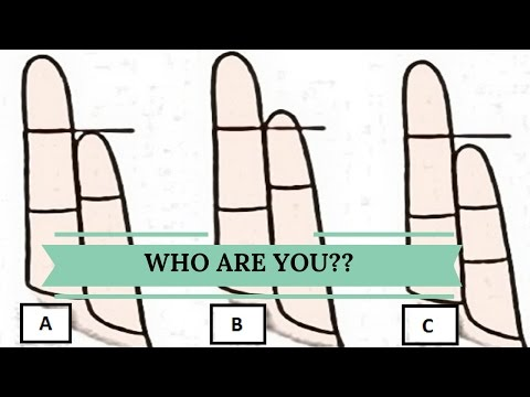 LITTLE FINGER AND YOUR PERSONALITY||LOW SET MERCURY FINGER (PALMISTRY)
