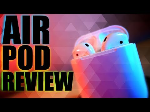 AIR POD REVIEW + COOL FEATURES / I LOVE THEM !!!