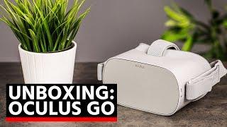 Oculus Go unboxing: Xiaomi e Facebook uniscono le forze