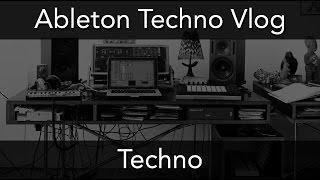 ABLETON TECHNO VLOG - Drumcode Style Part 1 - PakVim net HD