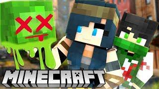 THE MINECRAFT ZOMBIE APOCALYPSE!   Minecraft Adventures