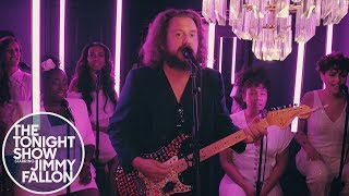 "Cover Room: Jim James ft. The Resistance Revival Chorus - ""Everyday People"""