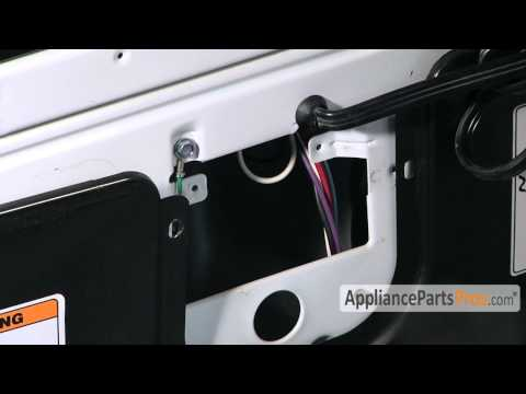 Dryer Thermal Fuse (Whirlpool made dryers, part #WP3392519)-How To Replace