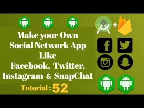 Accept Friend Request Firebase Social Network App - Android Studio Tutorial 52