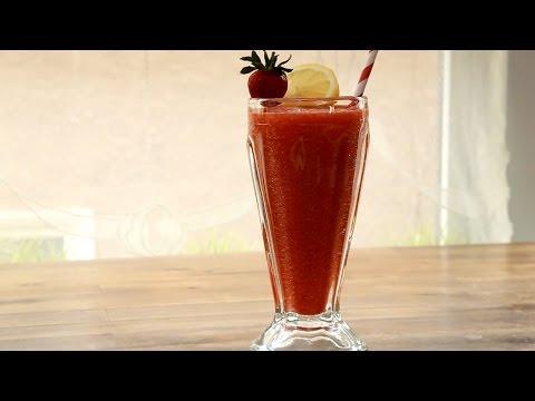 How to Make Lemon Berry Slushies | Baseball Recipes | Allrecipes.com