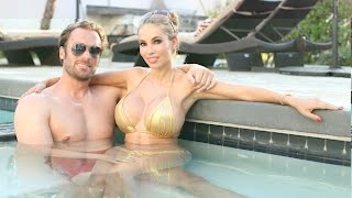 Too Bling For Germany: Baywatch Couple