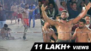 #428Best Semi Final   Shahkot VS Sarhala Ranuan   Lakhan Ke Padda Kapurthala Kabaddi Cup 18 Jan 2019