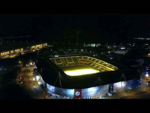 READING Madejski Stadium 1