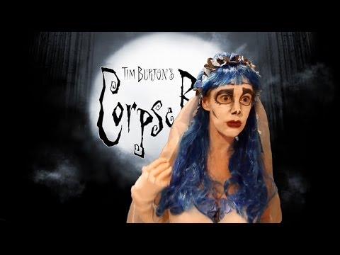 Emily (Corpse Bride) Costume Tutorial