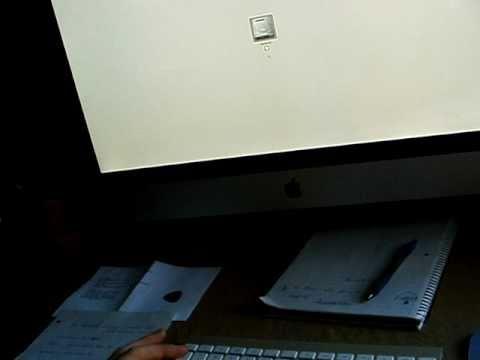No bootable Device - Mac computer