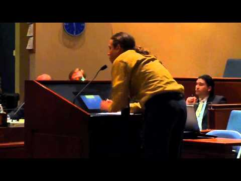 Ejected from Planning Commission Meeting