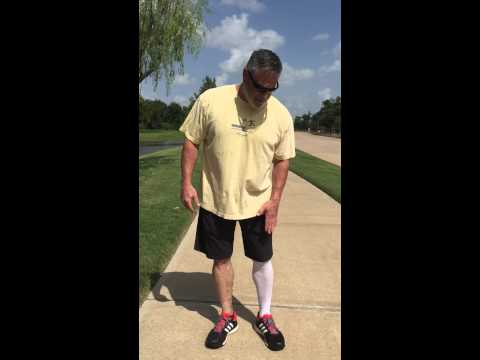 Progress Log- Day 7 Post Total Hip Replacement Surgery