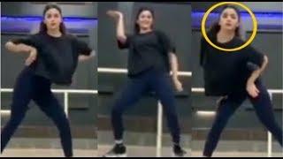 Alia Bhatt's DANCE Practice Video For NEW  Prada Song
