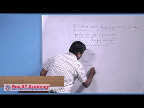Number of Optical Isomers - IIT JEE Main and Advanced Chemistry Video Lecture