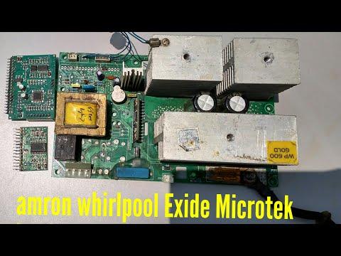 how to repair smd Sine wave inverter circuit diagram amaron  Exide Whirlpool luminous sukam part 1