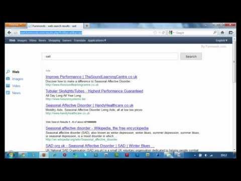 Firefox | Change Address Bar Search Engine