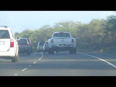 Oregon Sate License Plates on Maui