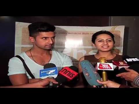 Popular Punjabi Singer Amrinder Gill Suggested Sargun Mehta's Name  For The Film 'Angrej'