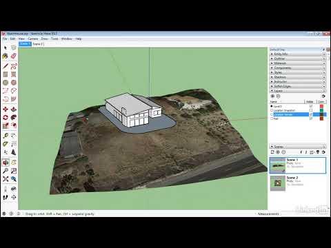 01 Get terrain data from Google Maps