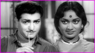 Naadi Aada Janme Telugu Movie Scenes - Part 5   NTR   Savitri   SV Ranga Rao