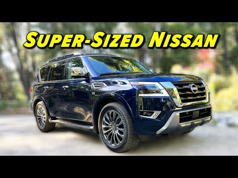 Download Nissan's Boat Hauling Three Row SUV   2021 Nissan Armada MP3 Gratis