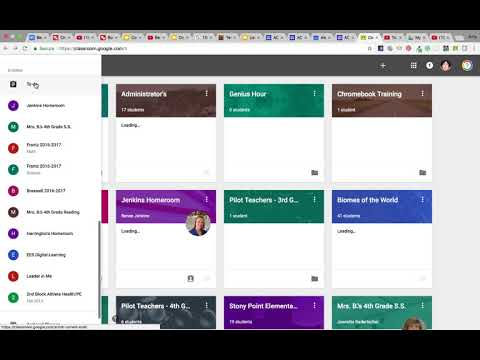 To Do List in Google Classroom