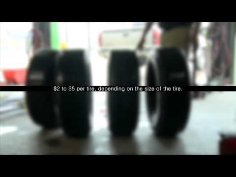 Tire Disposal