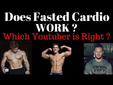 Does Fasted Cardio Work? Non Biased Answer !