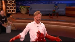 Download EXCLUSIVE: Conan Is Killed On Set - CONAN on TBS Video
