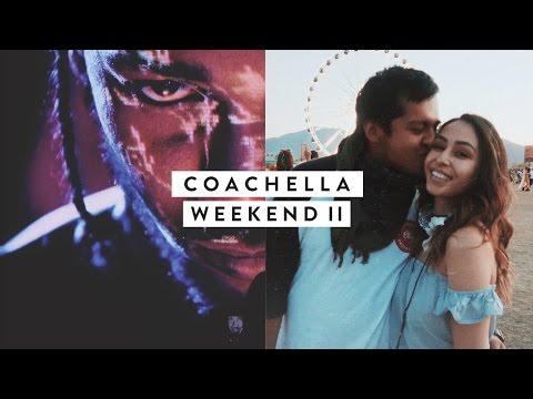 We Went to Coachella Weekend 2!!   2017