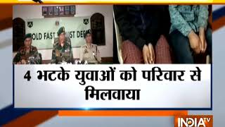 We handed over all arrested youth to their families after proper counselling, says Brig Girish Kali