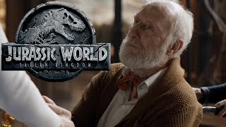 Download The Greatest Jurassic World Theory Of Them All? - Is Benjamin Lockwood From Michael Crichton's Book? Video