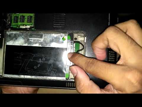 Tutorial | How to remove HP Pavilion DM4 Laptop Hard Drive Hard Drive? The Easiest way!