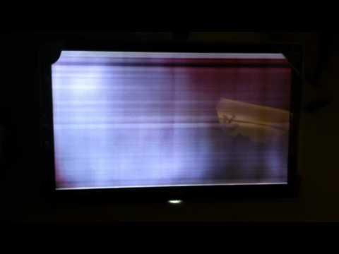 Samsung LED TV 46 Screen Problem 2