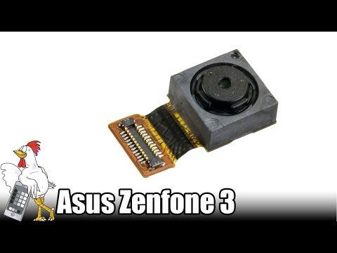 Guía del Asus Zenfone 3: Cambiar cámara frontal