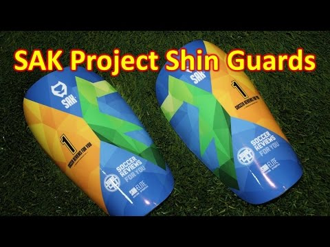 SAK Project Elite Shin Guards Review