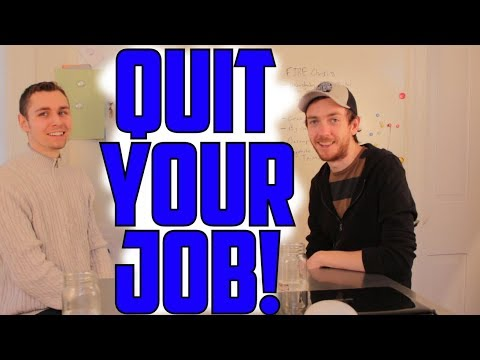 Financial Independence - Before You Quit Your Job Checklist - Early Retirement Tips