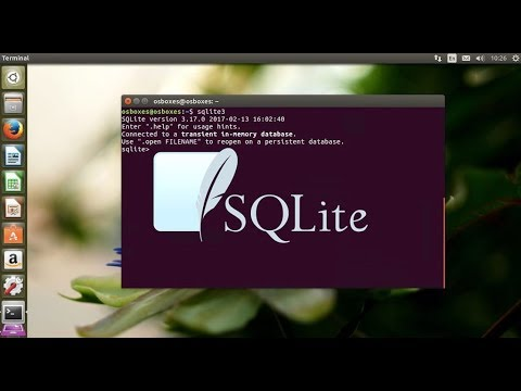 How To Import Large .CSV File Into SQLite Database On Ubuntu Linux