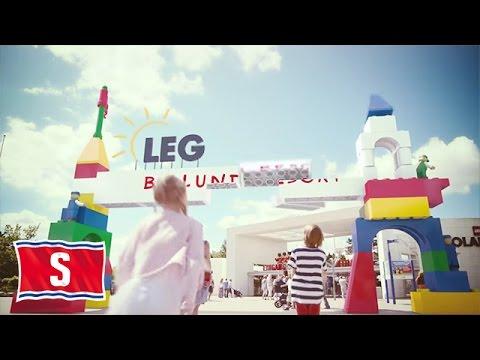 Res med Stena Line till Legoland!