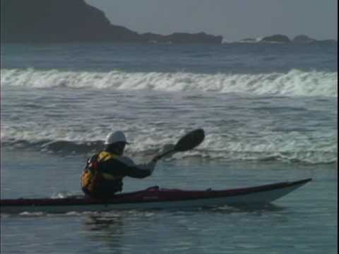 Launching in Surf Zones