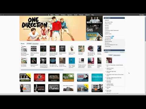 iTunes Store - Land ändern
