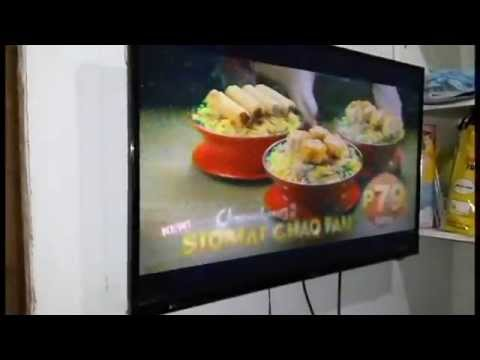 How To Get Free TV Using Twist Wire - How To Get TV Signal TV Reception Using A Twist Wire