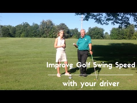 Improve Golf Swing Speed for More Distance