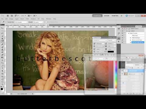 Batch Process in Photoshop CS5
