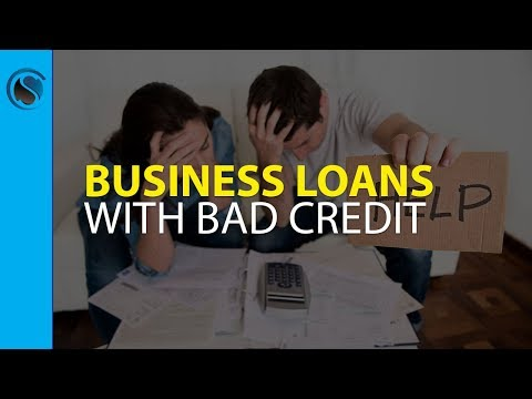 Bad Credit Business Loans... Get These Loans, Cards, And Credit Lines Even with Bad Credit...