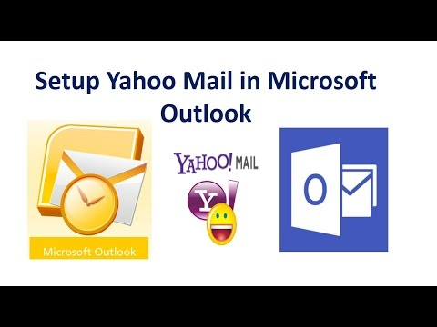 How To Setup Yahoo Mail in Microsoft Outlook| 2003|2007|2010|2013