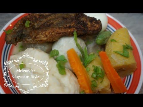 Metemgee & Fried Fish