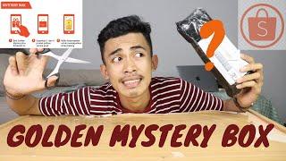 UNBOXING MYSTERY BOX DARI SHOPEE SPESIAL 11.11 WOOW!!!