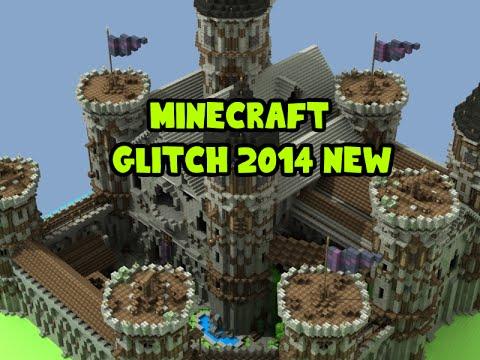 New 2014 minecraft glitch working